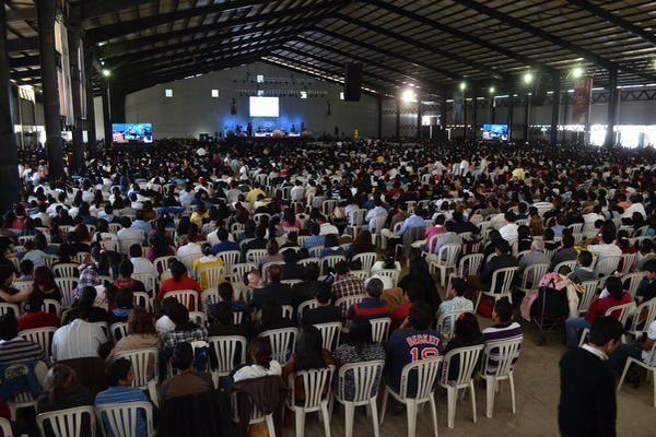 Las iglesias evangélicas en Guatemala mantienen suspendidas sus actividades por el covid-19. (Foto Prensa Libre: Hemeroteca PL)