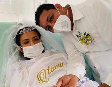 La pareja convivió cerca de una década y procrearon un hijo que tiene 7 años. Foto Prensa Libre: Cortesía.