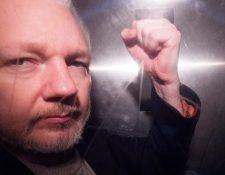 El fundador de WikiLeaks, Julian Assange. (Foto Prensa Libre: Hemeroteca PL)
