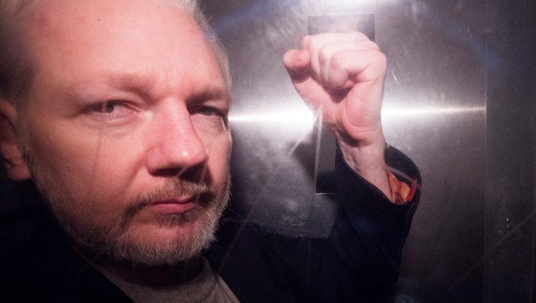 Tras ser detenido de nuevo fundador de WikiLeaks rechaza su extradición a EE. UU.  donde afronta 18 cargos