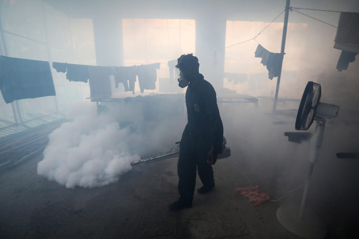 Hay menos casos de dengue, pero la pandemia pudo afectar registro