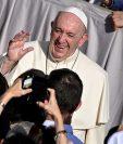 """Reformas a la ONU y dejar atrás la """"cultura de los muros"""" son temas que el papa Francisco aborda en su nueva encíclica. (Foto Prensa Libre: EFE)"""