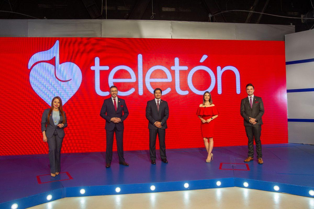 Teletón: los medios televisivos del país se unirán para la transmisión