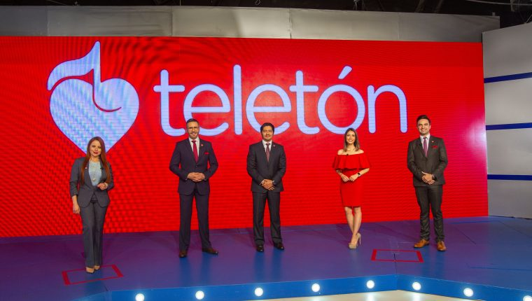 Teletón 2020 marcará un nuevo inicio, por la unión de varios medios televisivos, que transmitirán simultáneamente este evento. Foto Norvin Mendoza