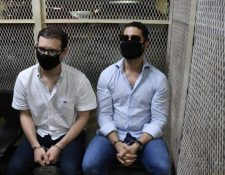 Los hermanos Martinelli Linares son solicitados por la justicia de Estados Unidos. (Foto Prensa Libre: Hemeroteca PL)