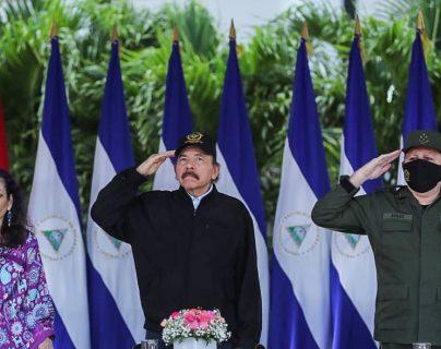 Nicaragua vive en conflicto desde el estallido antigubernamental de abril de 2018. (Foto Prensa Libre: )