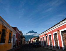 Antigua Guatemala no autorizó tendrá fiestas en la vía pública. (Foto Prensa Libre: Hemeroteca PL)