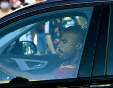Rafinha fue pretendido por Celta pero el FC Barcelona firma el traspaso hacia el PSG. (Foto Prensa Libre: AFP)