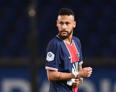 Neymar, atacante de PSG francés. (Foto Prensa Libre: Hemeroteca PL)
