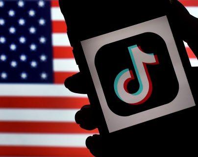 Usuarios en EE. UU. no podrán descargar o actualizar la aplicación móvil TikTok a partir del domingo. (Foto Prensa Libre: AFP)