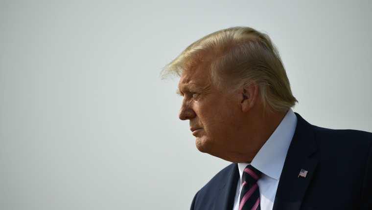 La Administración del presidente estadounidense Donald Trump fue respaldada por un tribunal de Apelaciones. (Foto Prensa Libre: AFP)