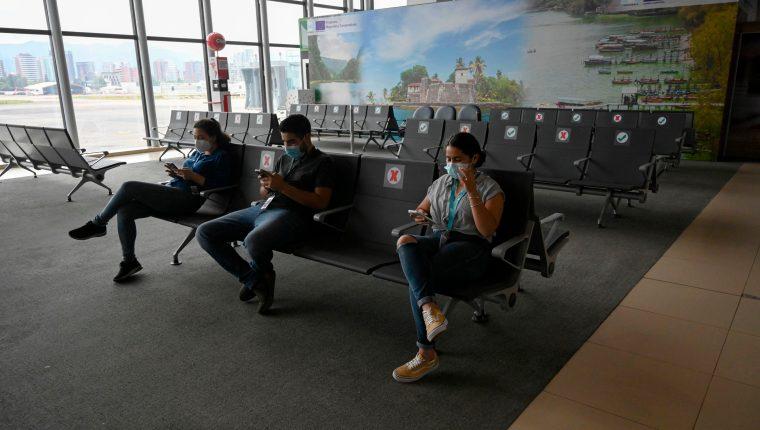 La Aurora se prepara para recibir viajeros a partir del 18 de septiembre. (Foto Prensa Libre: AFP)