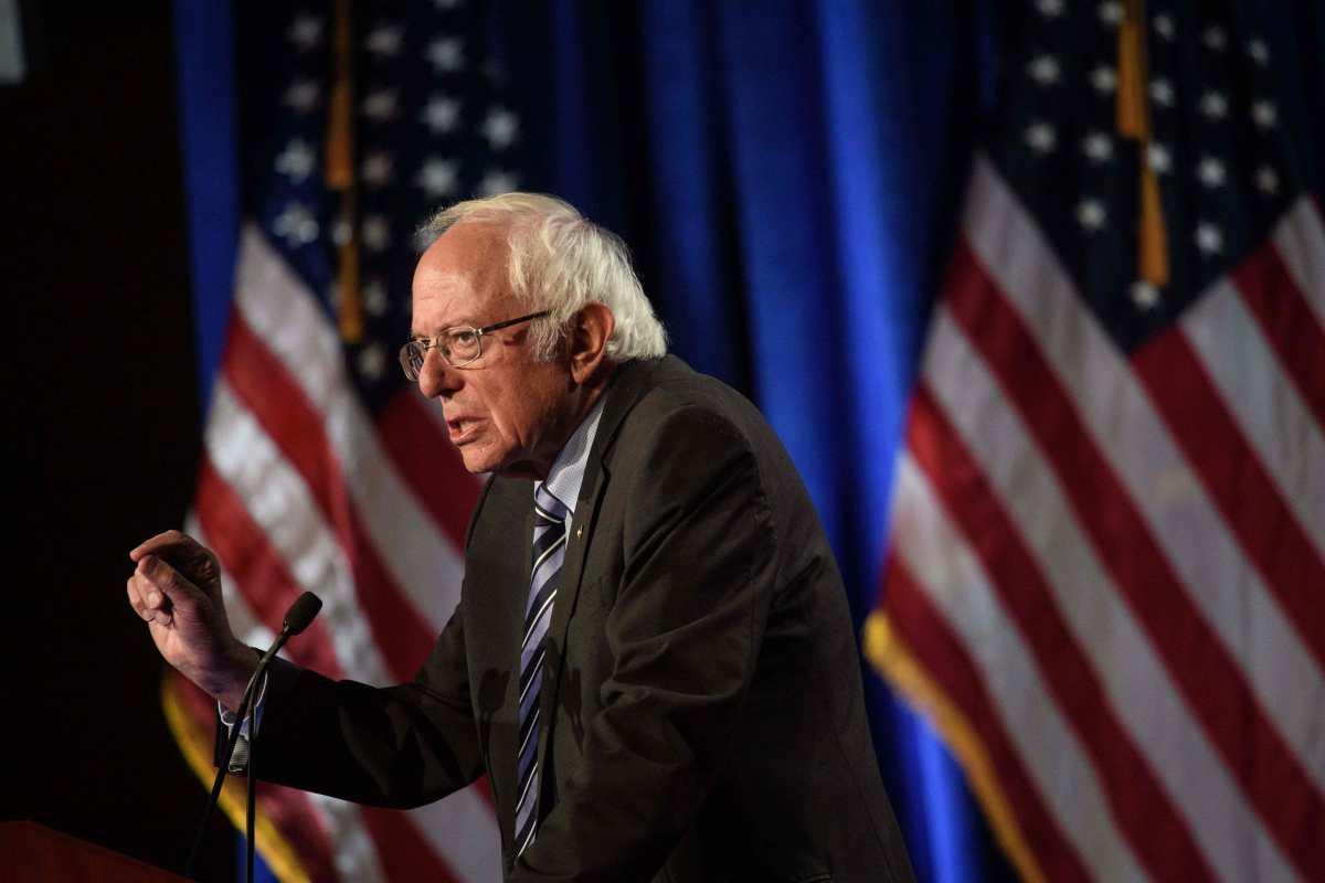 Elecciones Estados Unidos: la predicción de Bernie Sanders hace dos semanas que se está haciendo realidad