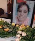 Foto de la enfermera quetzalteca que falleció por coronavirus. (Foto Prensa Libre:)