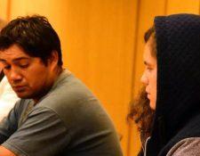 Marcos González y Janet Neira fueron condenados por la muerte de Sofía en Argentina. (Foto Prensa Libre: Tomada de Infobae)
