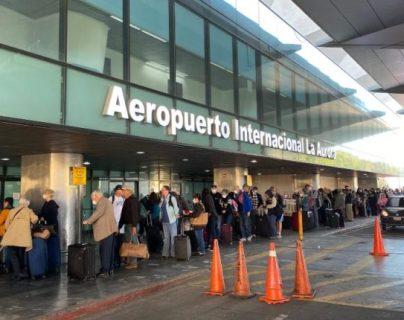 El Aeropuerto Internacional La Aurora retomará operaciones este 18 de septiembre. (Foto Prensa Libre: Hemeroteca PL).