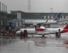 A Guatemala le falta atraer más líneas aéreas y mejorar infraestructura aeroportuaria, según el sector privado. (Foto, Prensa Libre: Hemeroteca PL).