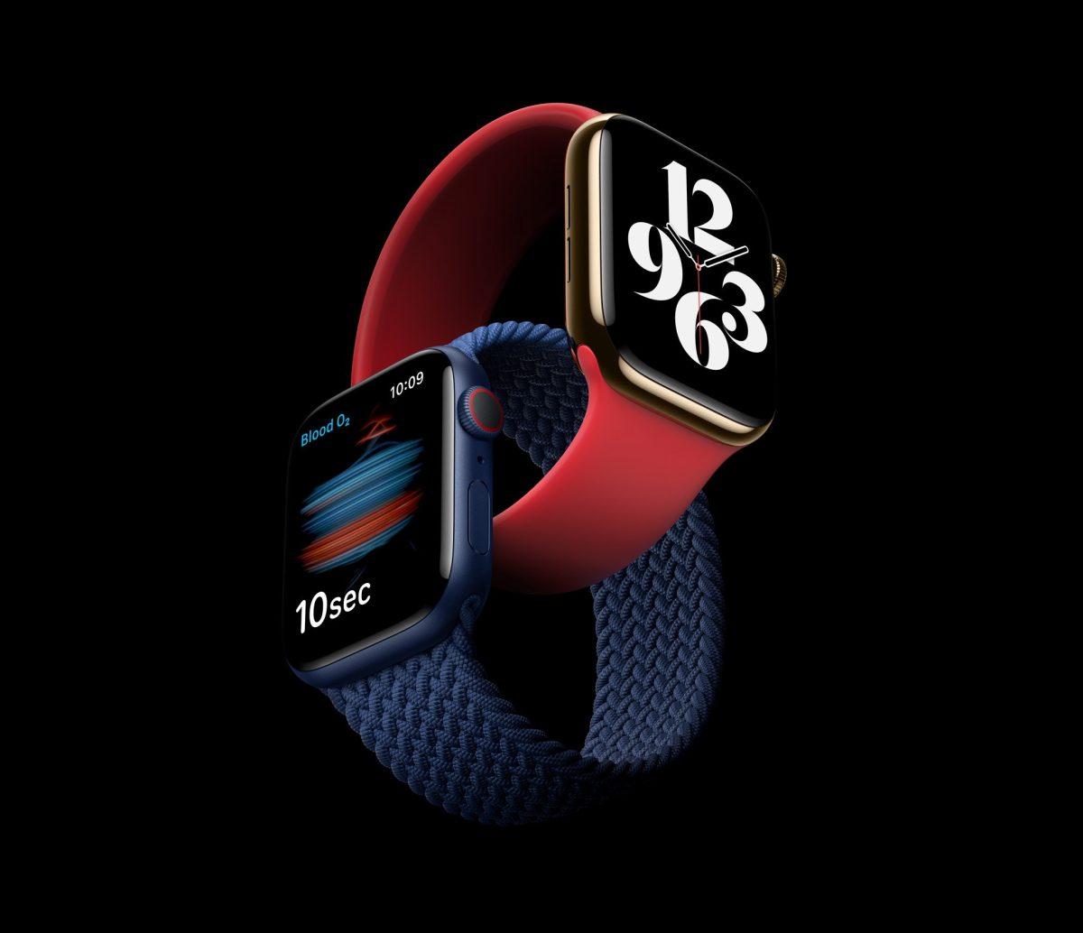 Apple Watch Series 6: El nuevo reloj que mide el nivel de oxígeno en sangre y potencia la actividad física