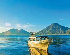 Aún no está autorizado visitar lugares con fines recreativos, turismo o reuniones sociales, pero sí se puede asistir a hoteles  y áreas verdes. (Foto, Prensa Libre: Hemeroteca PL).