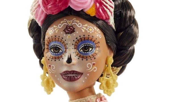 Así es la edición especial que Barbie presenta por el Día de Muertos
