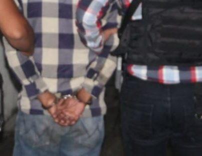Ricardo Mucú Pop fue capturado por la muerte de su nuera en San Pedro Carchá. (Foto Prensa Libre: PNC)