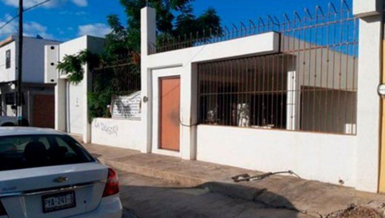 """La casa de """"El Chapo"""" no tuvo ningún comprador por quinta vez. (Foto Prensa Libre: Tomada de Infobae)"""