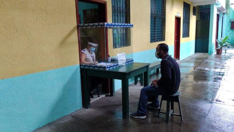 Casa del Migrante en Tecún Umán atiende a migrantes y mantienen protocolos de prevención. (Foto Prensa Libre: Tomada de la página de la Casa)