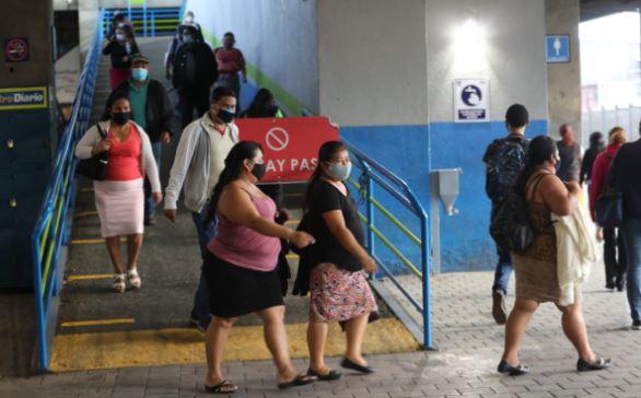 Guatemala comienza la reapertura de actividades económicas en medio de la pandemia por el coronavirus. (Foto Prensa Libre: Hemeroteca PL)
