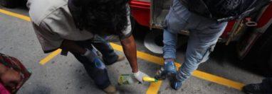 Guatemala mantiene medidas de prevención por el covid-19. (Foto Prensa Libre: Érick Ávila)