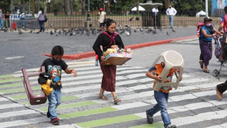 Guatemala ha comenzado la reactivación económica en medio de la crisis por la pandemia del coronavirus. (Foto Prensa Libre: Hemeroteca PL)