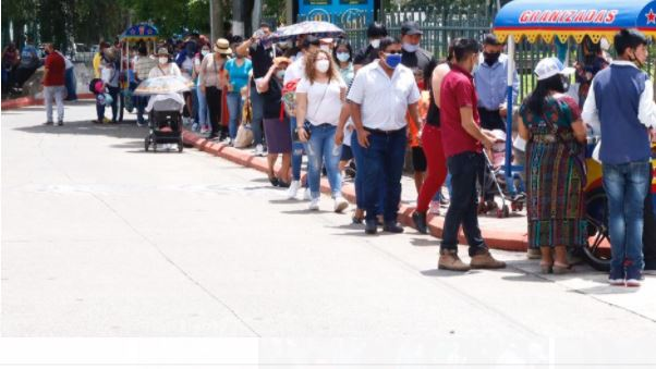 Guatemala comenzó la reapertura de actividades guiada por un sistema de alertas. (Foto Prensa Libre: Hemeroteca PL)