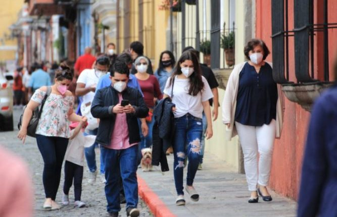 Guatemala rebasa los 90 mil casos acumulados de coronavirus