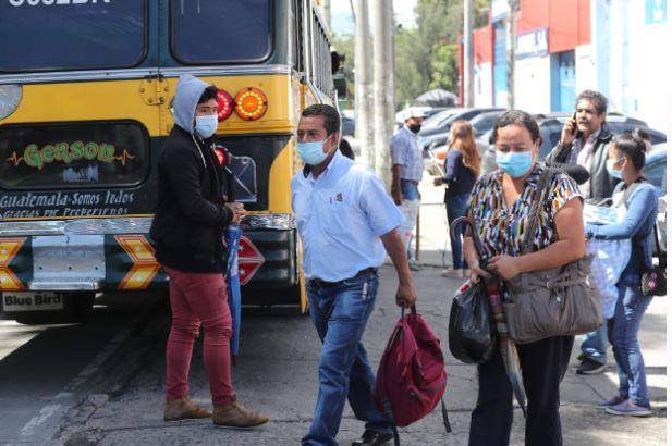 Guatemala supera los 72 mil contagios de coronavirus. (Foto Prensa Libre: Érick Ávila)