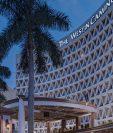 El hotel Weston Camino Real  se ubica en la zona 10 de la ciudad de Guatemala. (Foto,  Prensa Libre: Facebook  The  Westin Camino Real).