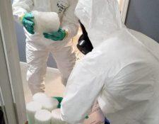 El operativo Escudo Cristal buscó contener el tráfico de metanfetaminas en EU. Foto: DEA