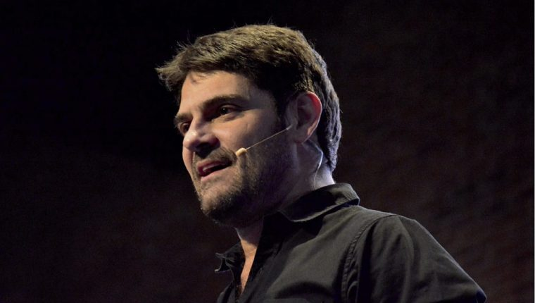 """David Gómez, autor del libro """"Negocios inmortales"""". (Foto Prensa Libre: Cortesía)"""