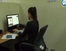 """La ventanilla especial para empleadores del portal electrónico """"Tu Empleo"""" busca agilizar los procesos de contratación de personal. (Foto Prensa Libre: Tomada del Facebook de Gobierno)"""