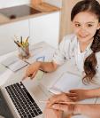 La educación digital requiere más actores que estudiantes, padres y maestros. Foto Prensa Libre ShutterStock