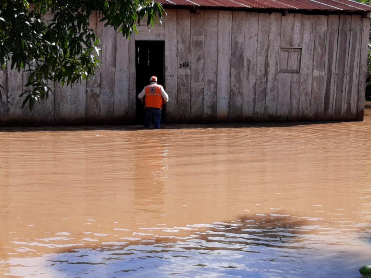 Temporada de lluvia: la conred reporta 15 muertes y cuatro mil 505 damnificados en el país