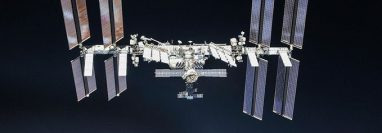 Estación Espacial Internacional. (Foto Prensa Libre: HemerotecaPL)