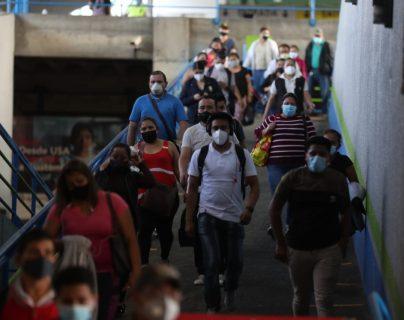 En agosto y septiembre se observa un mayor estimulo en la economía por la reapertura económica, aunque se está procesando la información oficial, según el Banguat. (Foto Prensa Libre: Érick Ávila)