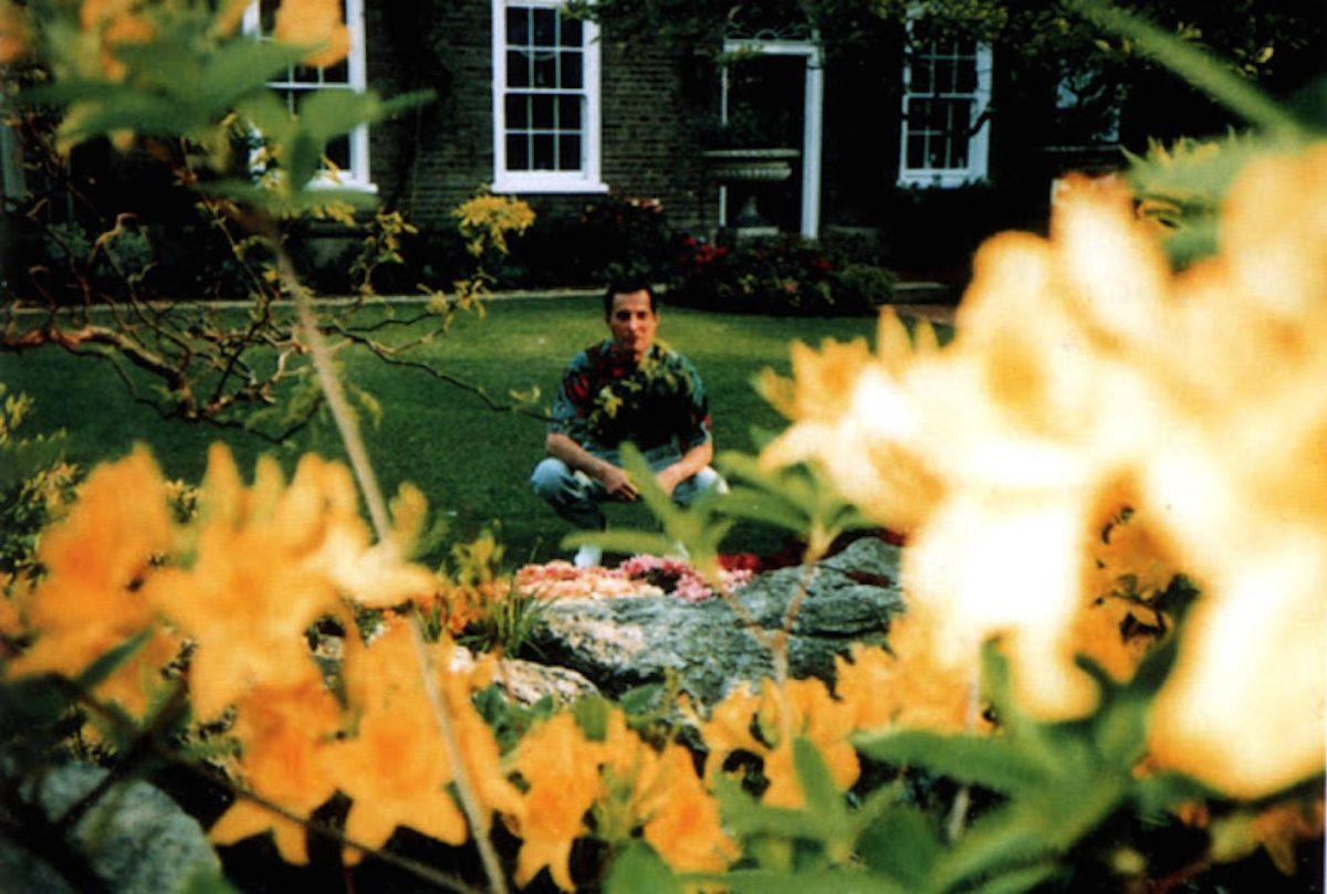 Se filtran fotos de Jimm Hutton que muestran a Freddie Mercury, las últimas donde posó