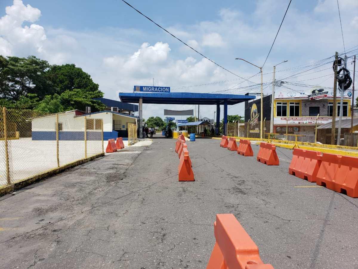 Ingreso por tierra a Guatemala no requiere de prueba PCR ni de cuarentena para nacionales