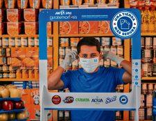 Varias empresas promocionan Tienda Segura, para bienestar de los guatemaltecos. Foto Prensa Libre: Cortesía.