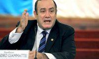 El presidente Alejandro Giammattei en una actividad pública.  (Foto Prensa Libre: Hemeroteca PL)
