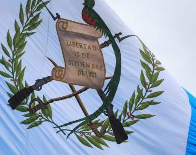 Los eventos serán cívicos y protocolarios, no se permitirá la presencia de los vecinos. (Foto Prensa Libre: Archivo)