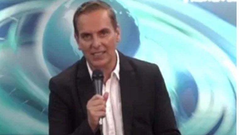 Xavier Ortiz fue integrante de Garibaldi. (Foto Prensa Libre: Hemeroteca PL)