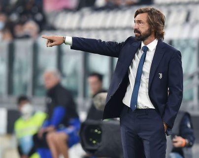 Andrea Pirlo se estrenó como técnico con la Juventus. Foto Prensa Libre: EFE
