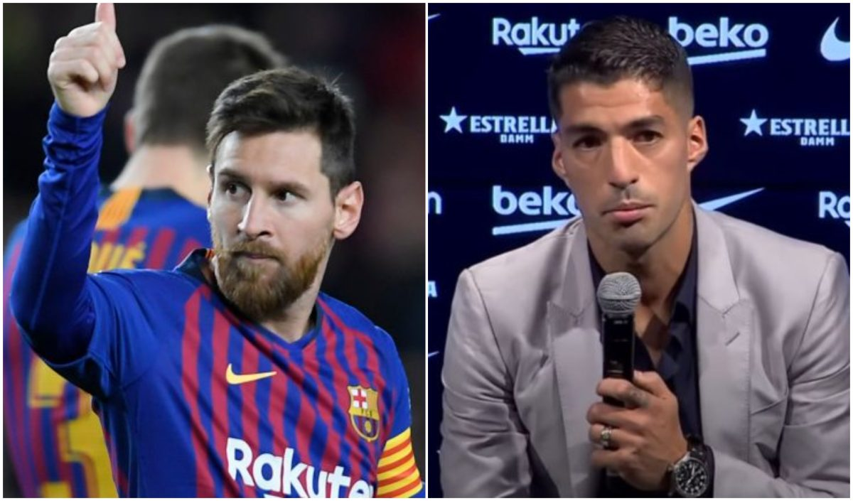 Messi se despide de Suárez con crítica a la dirección del Barsa: No mereces que te echaran como lo hicieron