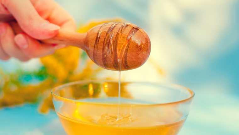Miel, dulce alivio respiratorio